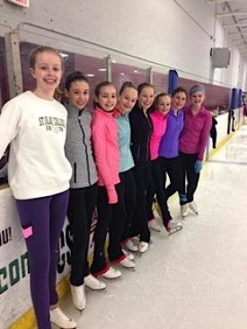 2014 Spinergy Clinic Parade Ice Garden Minneapolis, Minnesota